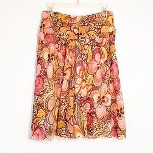 Nine & Company Skirt Petite NWT size 4P lined pink